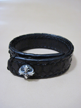 One Shot Smooth Leather Brace