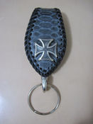 Molurus Python Bikers Key Holder